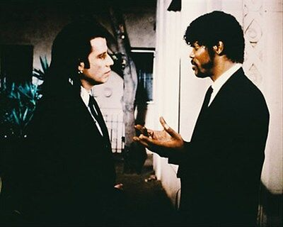 """PULP FICTION MOVIE PHOTO Poster Print 24x20"""" lovely image 215887"""
