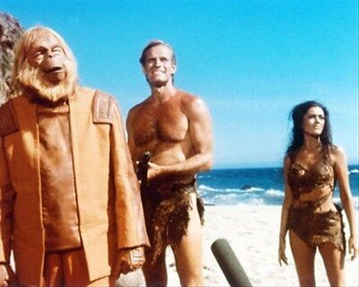 """PLANET OF THE APES TELEVISION PHOTO Poster Print 24x20"""" Nice image 21573"""