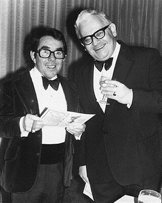 """THE TWO RONNIES MOVIE PHOTO Poster Print 24x20"""""""