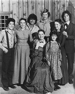 "LITTLE HOUSE ON THE PRAIRIE TELEVIS Poster Print 24x20"" iconic photo 178657"