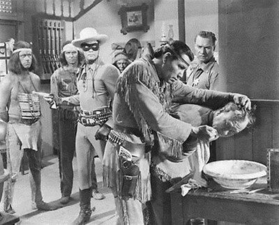 """THE LONE RANGER MOVIE PHOTO Poster Print 24x20"""" beautiful pic 177695"""