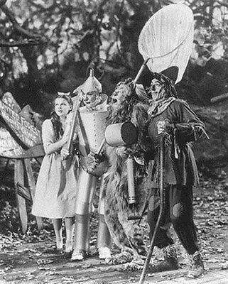 """THE WIZARD OF OZ MOVIE PHOTO Poster Print 24x20"""" lovely pic 176389"""