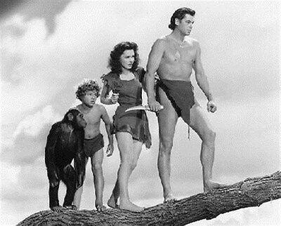 "TARZAN FINDS A SON! MOVIE PHOTO Poster Print 24x20"" gift idea 170771"