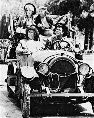 THE BEVERLY HILLBILLIES MOVIE PHOTO Poster Print 24x20""
