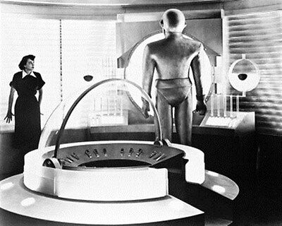 """THE DAY THE EARTH STOOD STILL MOVIE Poster Print 24x20"""" great gift idea 162061"""