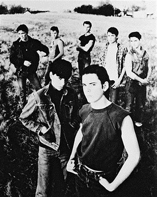 """THE OUTSIDERS MOVIE PHOTO Poster Print 24x20"""""""