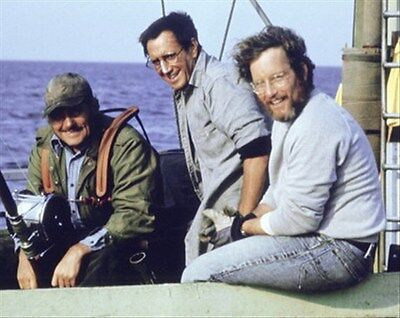 JAWS MOVIE PHOTO 8x10 Photo great image 269118