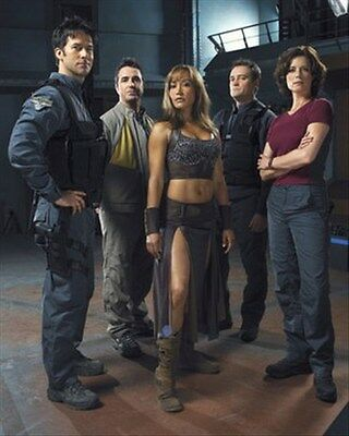 STARGATE: ATLANTIS TELEVISION PHOTO 8x10 Photo
