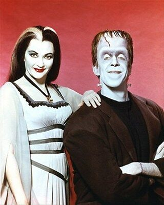 THE MUNSTERS MOVIE PHOTO 8x10 Photo Nice image 259537