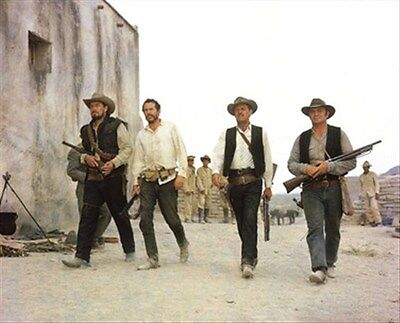 THE WILD BUNCH MOVIE PHOTO 8x10 Photo great for fans 257490