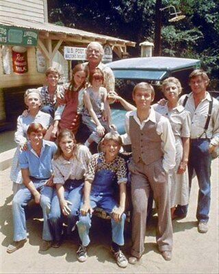 THE WALTONS MOVIE PHOTO 8x10 Photo classic image 256088