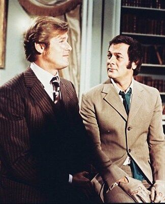 THE PERSUADERS! MOVIE PHOTO 8x10 Photo wonderful pic 23116
