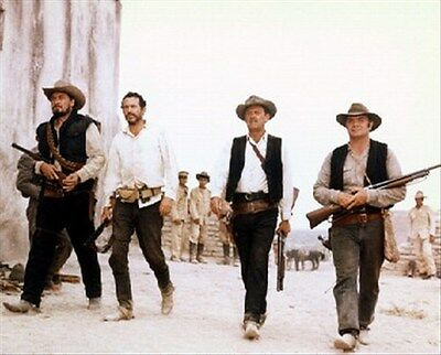 THE WILD BUNCH MOVIE PHOTO 8x10 Photo great gift idea 224190