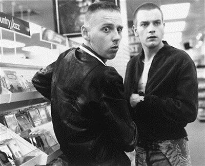 TRAINSPOTTING MOVIE PHOTO 8x10 Photo