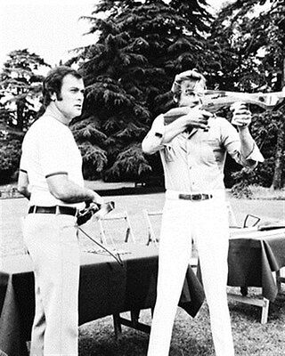 THE PERSUADERS! MOVIE PHOTO 8x10 Photo fine image 160599