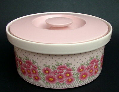 1990's Hornsea  Pottery Passion Pattern Vegetable Tureen & Lid Looks in VGC