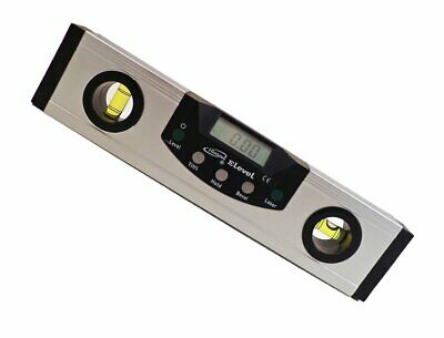 "iGaging eLevel 9"" Digital Electronic Level with Laser"