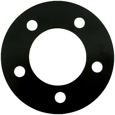"""Allstar Race Wheel Spacer 1018 Steel 1/8""""thick Fits 5X5 Hubs W/5/8"""" Studs 44125"""