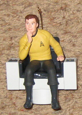 Hallmark Star Trek James Kirk 1995 Keepsake Ornament