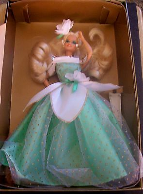 Rare! 1992 Blossom Beautiful Barbie Nrfb!! Mint!!!!