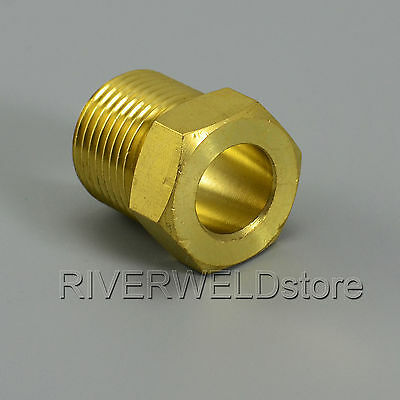 WP-26 48N22 TIG Welding Torch Power Cable Nut Adapter
