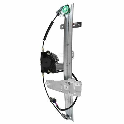 Window Regulator w/ Motor Front LH Driver Side for 01-04 Jeep Grand Cherokee