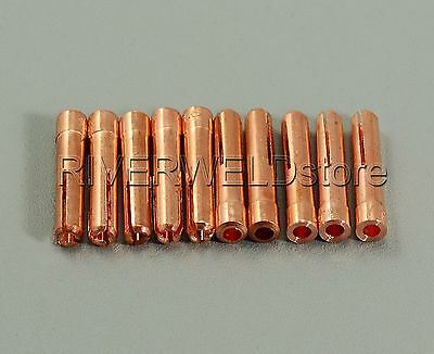 """TIG Welding Torch 10pc 1/16"""" 1.6mm 13N22 Collet WP-9 20"""