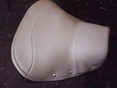 Vespa VNA VNB VBA VBB light BEIGE SEAT SADDLE COVER V8300