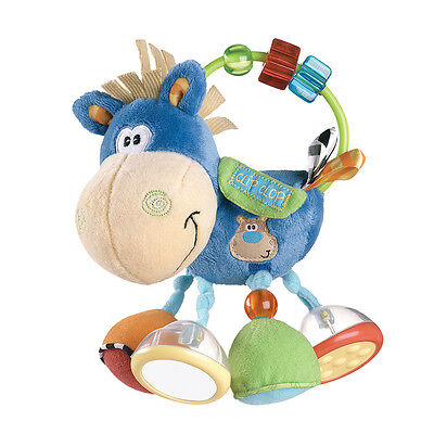 New Playgro Toy Box Clip Clop Activity Rattle Baby Toy 0m+