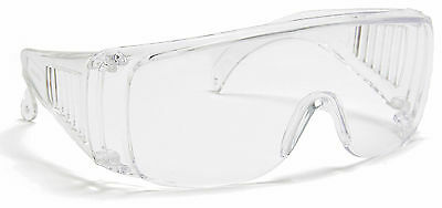Blackrock Over Spectacles Specs Glasses Overspecs Clear Impact Lens (7111300)