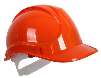 Blackrock 6 Point Safety Helmet Work Hard Hat Bump Cap Impact Hat New EN 397