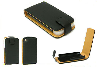 Raccomandata P. - Cover Custodia per Iphone 3G-S in Eco-Pelle