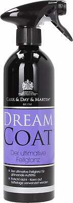 Carr & Day & Martin Dream Coat, Glanzspray, Fellspray, 600ml für Schweif & Mähne