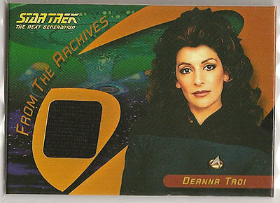 Star Trek 40th Anniversary Costume Card C11 Deanna Troi