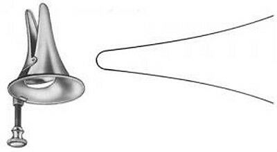"""Duplay Nasal Speculum 2"""" ENT Surgical Instruments"""