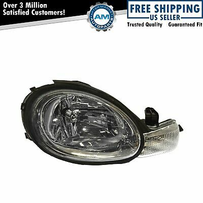 Partslink Number CH2503220 Genuine Dodge Neon Passenger Side Headlight Assembly Composite 5288508AH