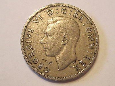 1948 One & Two Shilling Coins, Great Britain