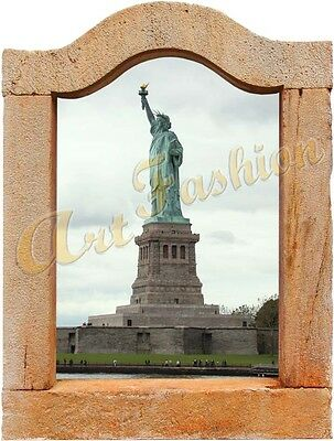 WALL STICKER STICKERS ADESIVI ADESIVO TROMPE L'OEIL ART FINESTRA WINDOWS WS0522f