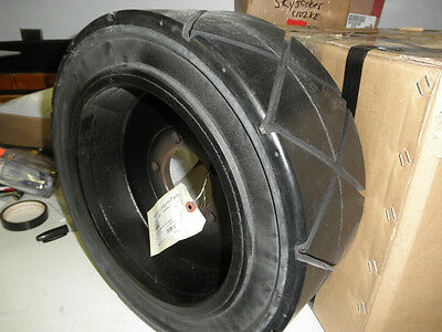New Oem Tennant Sweeper Tire 1060501 ....local Pick Up Only