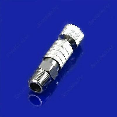 Disconnect Release Coupling Adapter Airbrush Quick Connecter 1/8'' Fittings Part