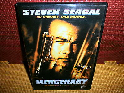 Mercenary - Steven Seagal