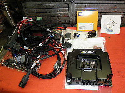 New Caterpillar Him/tim Kit Gps Mining Rock Truck 343-8426-01.01