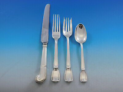 Castilian by Tiffany & Co. Sterling Silver Regular Size Place Setting(s) 4pc