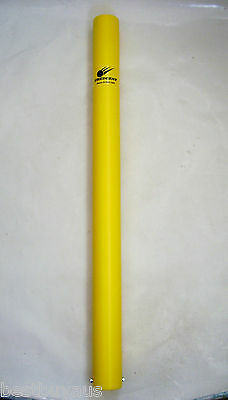 New! Tennis Ball Pick Up Tube 10 Year Uv Rating (Holds18 Balls) Australian Made