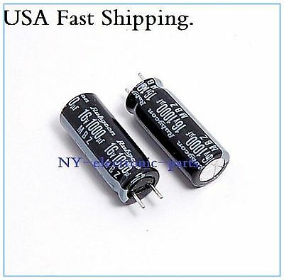 10PCS 1000UF 10V PANASONIC ELECTROLYTIC CAPACITOR.10X16MM,FC 10v1000uf Low ESR