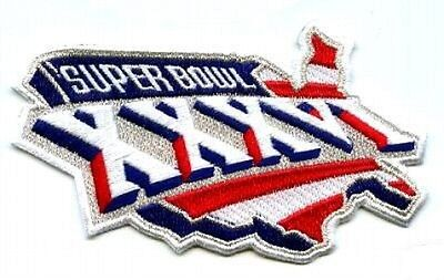 2 3 2002 Champion Game Super Bowl Xxxvi Superbowl 36 Patch Patriots Rams  Patch 6f08f2f70