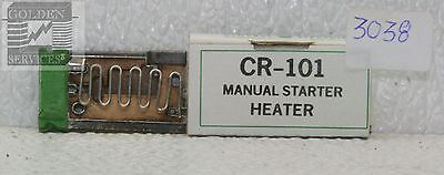 GE CR123H317A Relay Heater