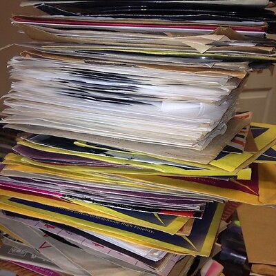 Nice Lot Of 50 45's Records Jukebox 7""