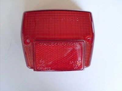 Honda C70 C90 1984 and later Tail stop light taillight lens H2544
