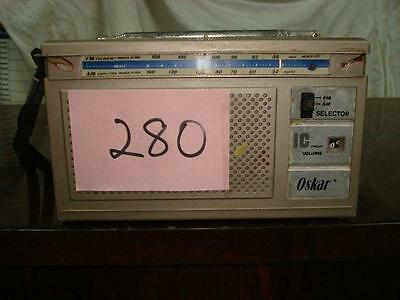 Radio Antigua. Radio Oskar.  Cod$*280